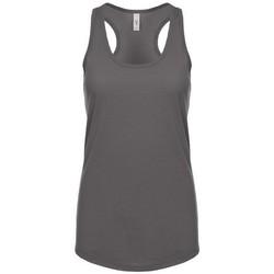 Kleidung Damen Tops Next Level NX1533 Dunkelgrau