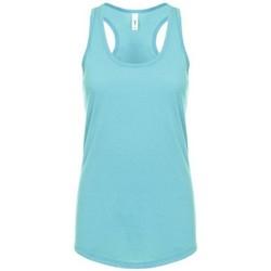 Kleidung Damen Tops Next Level NX1533 Blau