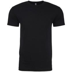 Kleidung Herren T-Shirts Next Level NX6210 Schwarz