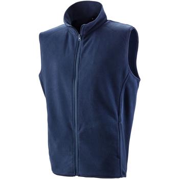 Kleidung Herren Strickjacken Result R116X Marineblau