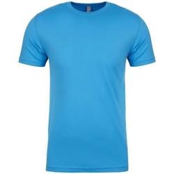 Kleidung T-Shirts Next Level NX3600 Türkis