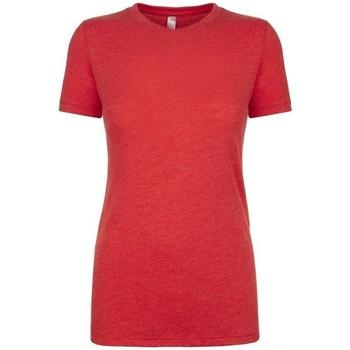 Kleidung Damen T-Shirts Next Level NX6710 Rot