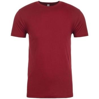 Kleidung T-Shirts Next Level NX3600 Kardinalsrot