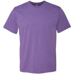 Kleidung Herren T-Shirts Next Level NX6210 Violett