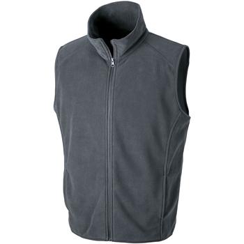 Kleidung Herren Strickjacken Result R116X Anthrazit