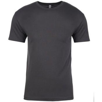 Kleidung T-Shirts Next Level NX3600 Dunkelgrau