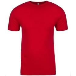 Kleidung T-Shirts Next Level NX3600 Rot