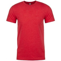 Kleidung Herren T-Shirts Next Level NX6210 Rot