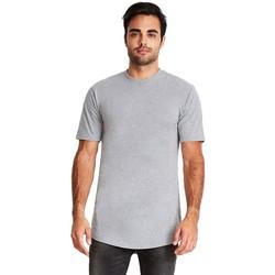 Kleidung Herren T-Shirts Next Level NX3602 Grau meliert