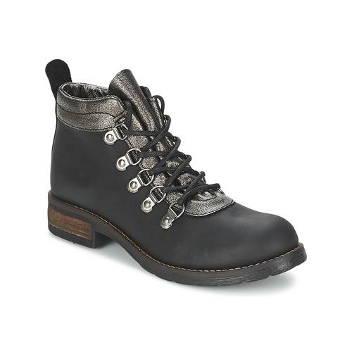 Casual Attitude MIZATTE Schwarz  Schuhe Boots Damen 67,99