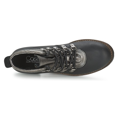 Casual Attitude MIZATTE MIZATTE MIZATTE Schwarz  Schuhe Stiefel Damen bf2090