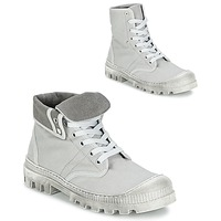Schuhe Damen Boots Casual Attitude PALLIANE Grau