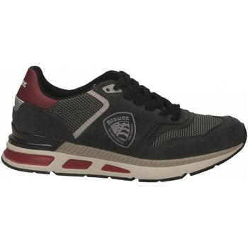 Schuhe Herren Sneaker Low Blauer HILO01 dark-grey