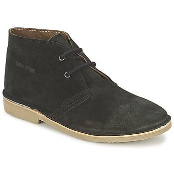 Schuhe Herren Boots Casual Attitude IXIFU Schwarz