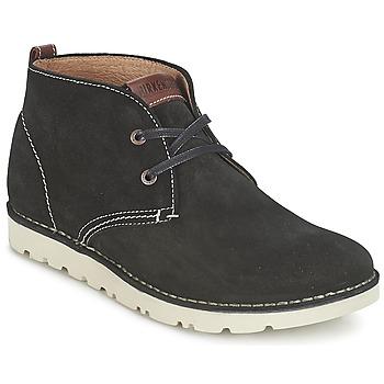 Schuhe Herren Boots Birkenstock HARRIS Schwarz