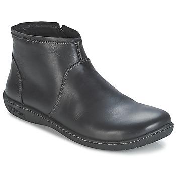 Schuhe Damen Boots Birkenstock BENNINGTON Schwarz