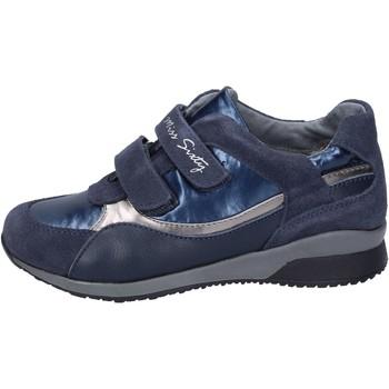 Schuhe Mädchen Sneaker Miss Sixty BK181 blau