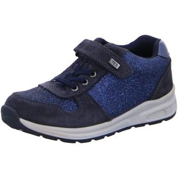 Schuhe Jungen Sneaker Low Lurchi High Viola-Tex 33-22215-22 blau