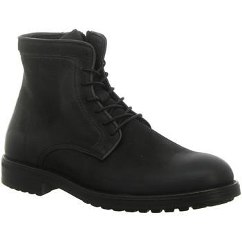 Schuhe Herren Boots Bullboxer 694K50711ABLCK schwarz