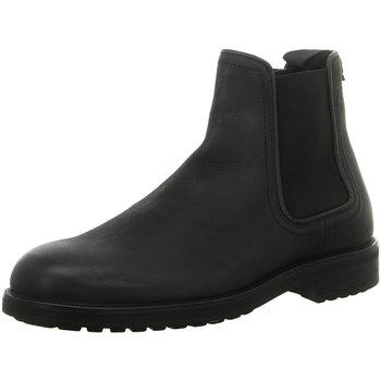 Schuhe Herren Boots Bullboxer 694K40793ABLCK schwarz