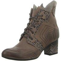 Schuhe Damen Low Boots Maciejka Stiefeletten 03194-03/00-5 braun