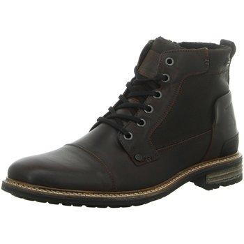 Schuhe Herren Boots Bullboxer 870K56536CDBBK schwarz