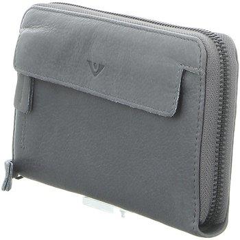 Taschen Damen Portemonnaie Voi Leather Design Accessoires Taschen 70832 OCTOPUS grau