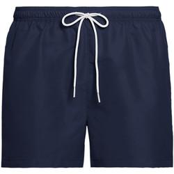 Kleidung Herren Badeanzug /Badeshorts Calvin Klein Jeans Short Drawstring Blau