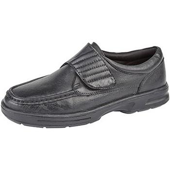 Schuhe Herren Derby-Schuhe Dr Keller  Schwarz