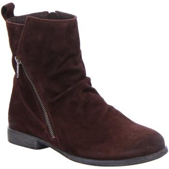 Schuhe Damen Boots Think Stiefeletten AGRAT 3-000007 3-000007-3000 braun