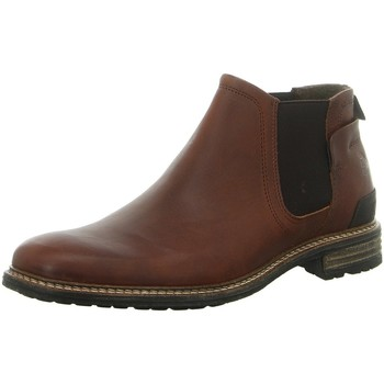 Schuhe Herren Boots Bullboxer 870K46933ARBDB braun