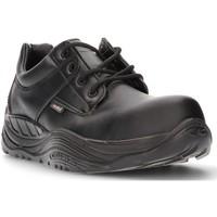 Schuhe Herren Sneaker Low Calzamedi SICHERHEITSSCHUH COFRA SAGUYS CABALLERO BLACK