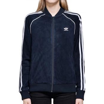 Kleidung Damen Trainingsjacken adidas Originals DH3118 Blau