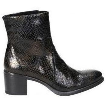 Schuhe Damen Low Boots Dorking BOTINES  D8355 SEÑORA NEGRO Noir