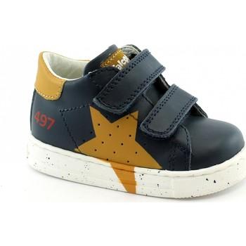 Schuhe Kinder Sneaker High Naturino FAL-I20-5346-NZ Blu