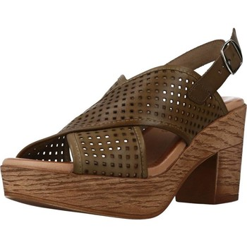 Schuhe Damen Sandalen / Sandaletten Cokketta 1210Y Grün