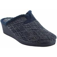Schuhe Damen Hausschuhe Garzon Geh nach Hause Frau  175.421 blau Blau