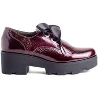 Schuhe Damen Derby-Schuhe Bryan 308 Rot