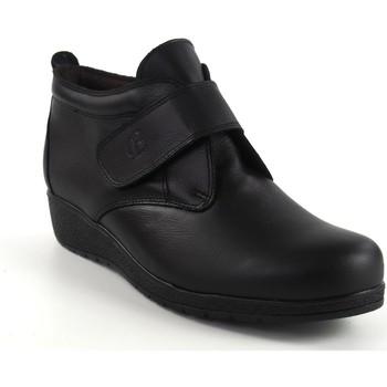 Schuhe Damen Low Boots Bellatrix Lady  7546 schwarz Schwarz