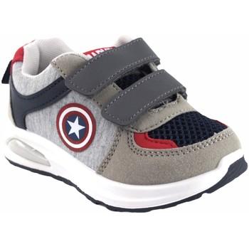 Schuhe Jungen Sneaker Low Cerda Kindersport CERDÁ 2300004494 verschiedene Grau