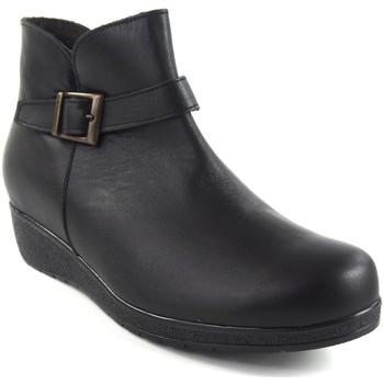 Schuhe Damen Low Boots Bellatrix Lady  7547 schwarz Schwarz