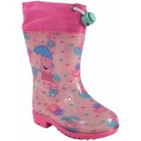 Schuhe Mädchen Gummistiefel Cerda Mädchen CERDÁ Stiefel CERDÁ 2300004449 rosa Multicolor