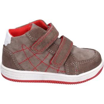 Schuhe Jungen Sneaker High Didiblu BK202 Braun