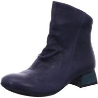 Schuhe Damen Low Boots Think Stiefeletten Delicia Stiefelette 3-000067-8000 blau