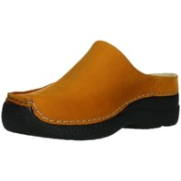Schuhe Damen Pantoletten / Clogs Wolky Pantoletten Up2 0625016-925 orange