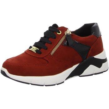 Schuhe Damen Sneaker Low Tom Tailor Schnuerschuhe 9092902 9092902 dkorange Other
