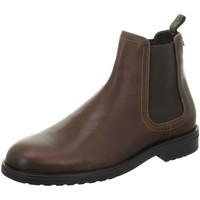 Schuhe Damen Boots Bullboxer 694-K4-0793A braun