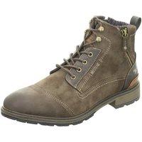 Schuhe Herren Boots Mustang / 4140504-102 braun