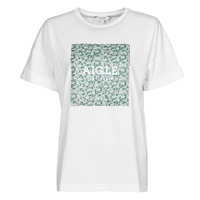 Kleidung Damen T-Shirts Aigle RAOPTELIB Weiss
