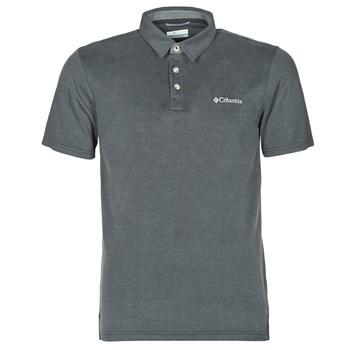 Kleidung Herren Polohemden Columbia NELSON POINT POLO Grau